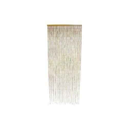 Zasłony, ZASŁONA BAMBUSOWA NATURALNA 90x200h cm