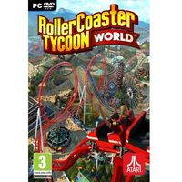 Gry PC, RollerCoaster World (PC)