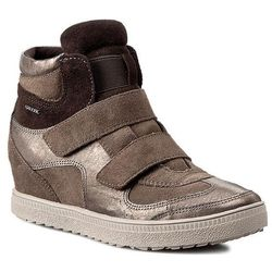 Sneakersy GEOX - D Amaranth H. B D52S9B 022AL C1B9H Dove Grey/Lead