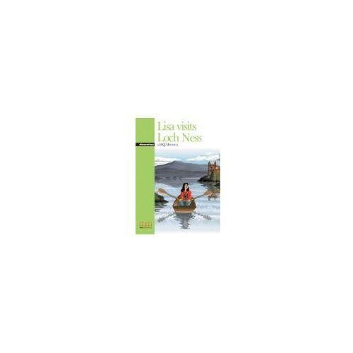Książki do nauki języka, Lisa Visits Loch Ness elementary