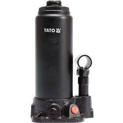 Podnośnik tłokowy hydrauliczny 5t tuv gs/ce / YT-17002 / YATO - ZYSKAJ RABAT 30 ZŁ