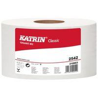 Papier toaletowy, Papier Toaletowy Katrin Classic Gigant M2 biały