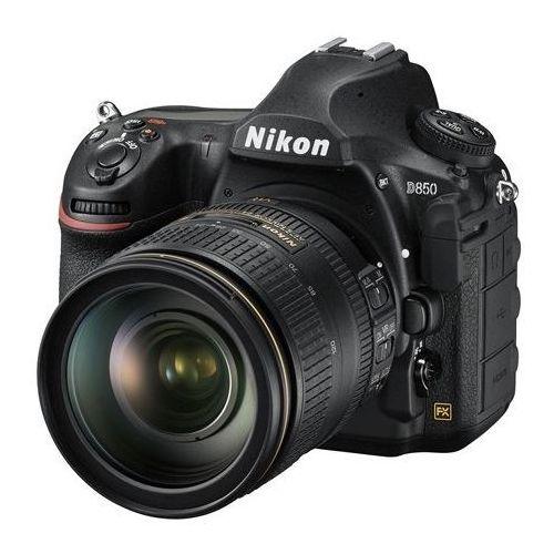 Lustrzanki cyfrowe, Nikon D850