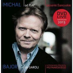 Od Piaf do Garou DVD (Płyta DVD)