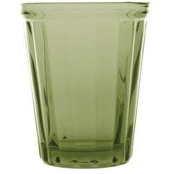 Olympia Szklanka Cabot z hartowanego szkła zielona 260ml (6 sztuk)