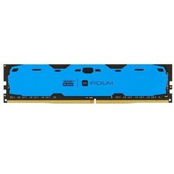 Pamięć GoodRam Goodram IRDM BLUE DDR4 UDIMM 8GB 2400MHz (1x8GB) - IR-B2400D464L15S/8G Darmowy odbiór w 20 miastach!
