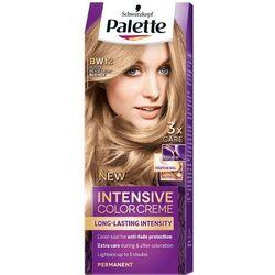 Farba do włosów Palette Intensive Color Creme Jasny blond nude BW12