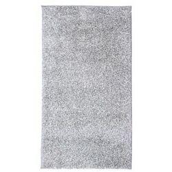 Dywan shaggy EVO melanż szaro-biały 80 x 140 cm