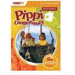 Pippi Langstrumpf ( BOX 4xDVD)