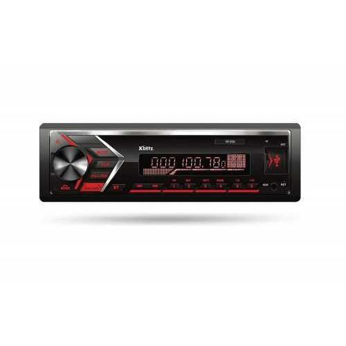 Radioodtwarzacze samochodowe, Xblitz RF200