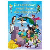 Książki dla dzieci, Zaczarowany świat baśni dla chłopców (opr. twarda)