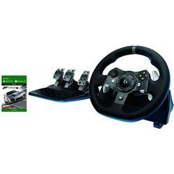 Kierownica LOGITECH G920 + gra Forza Motorsport 7