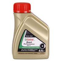 Płyny hamulcowe, Castrol REACT Performance DOT 4 500 Mililitr Puszka