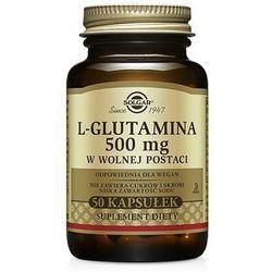 L-Glutamina 500mg 50kaps