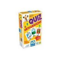 GRANNA IQ Gra Quiz Ortograficzny