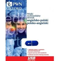 Słowniki, encyklopedie, Wielki multimedialny słownik angielsko-polski polsko-angielski PWN-Oxford na pendrive