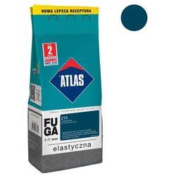 Fuga cementowa 215 atramentowy 2 kg ATLAS