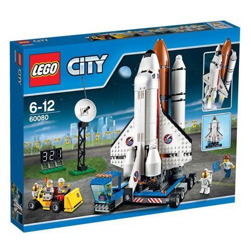 Klocki dla dzieci, 60080 PORT KOSMICZNY Spaceport KLOCKI LEGO CITY