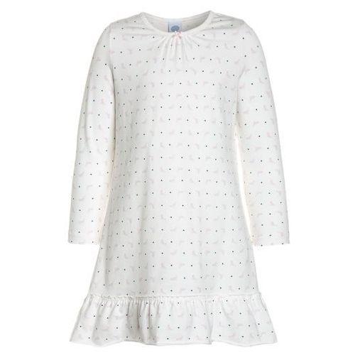 Koszule dla dzieci, Sanetta MARINE SLEEPSHIRT ALLOVER Koszula nocna broken white