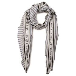 Szal TOMMY HILFIGER - Tommy Selvedge Scarf AW0AW06789 902