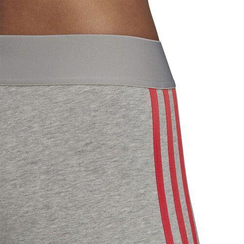 Legginsy, Legginsy damskie adidas Essentials 3 Stripes szare FM6702