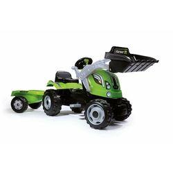 Traktor Farmer Max z przyczepką - DARMOWA DOSTAWA!!!