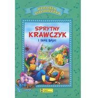 Książki dla dzieci, Dziecięca Biblioteka. Sprytny krawczyk i inne .. (opr. twarda)