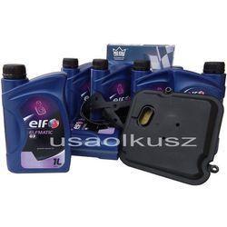 Filtr oraz olej ELF G3 automatycznej skrzyni biegów Dodge Magnum V6