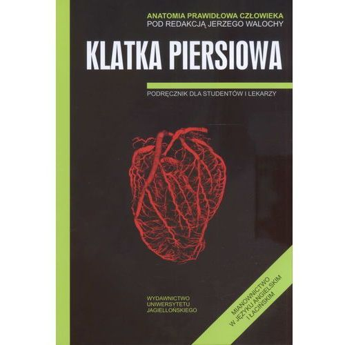 Książki medyczne, Klatka piersiowa APC (opr. broszurowa)