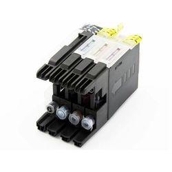 Zestaw zgodnych tuszy 4x LC1280 do BROTHER DCP-J525W J925 J725 LC1240 CMYK DD-Print