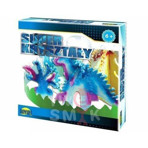 Pozostałe zabawki edukacyjne, Zestaw edukacyjny - Super kryształy