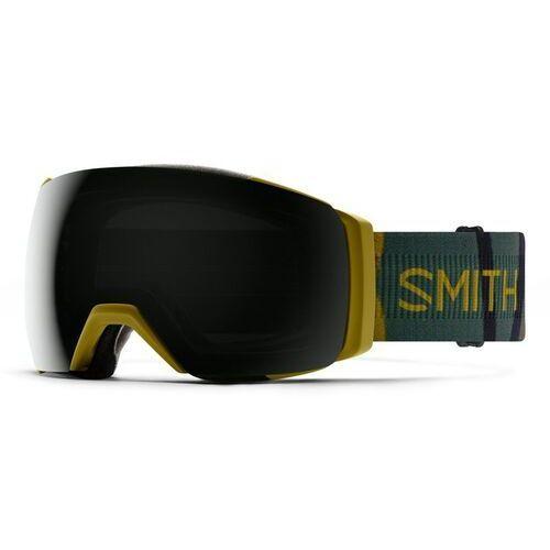 Kaski i gogle, gogle snowboardowe SMITH - Io Mag Xl Spray Camo Chromapop Sun Black (994Y) rozmiar: OS