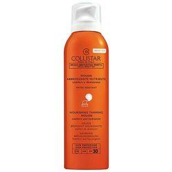 Collistar Sun Protection piankia do opalania do twarzy i ciała SPF 30 200 ml