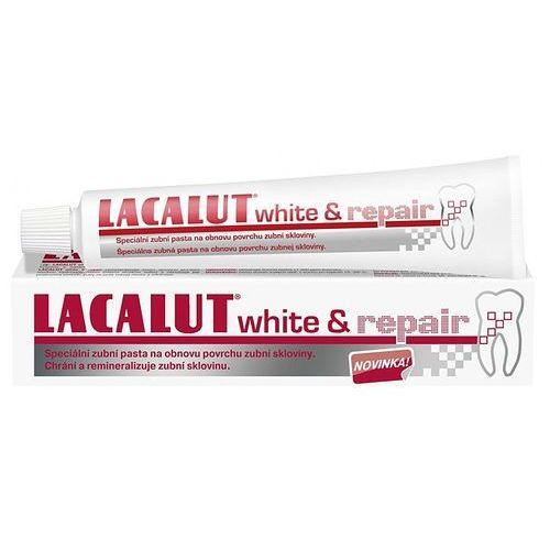 Pasty do zębów, LACALUT WHITE&REPAIR Pasta do zębów - 75 ml
