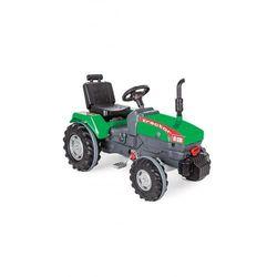 Traktor na pedały zielony 1Y36RH