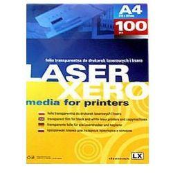 Folia do rzutnika Laser Xero 100mic A4 100a