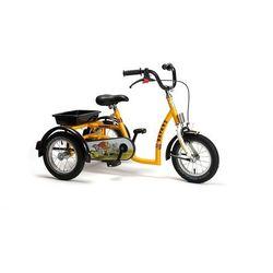 Rower trójkołowy rehabilitacyjny SAFARI (dla chłopców 3-7lat) Vermeiren