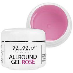 Neonail Żel jednofazowy różowy 15 ml (5903274087423)