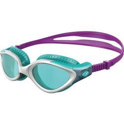 futura biofuse flexiseal okulary pływackie kobiety różowy/turkusowy 2018 okulary do pływania marki Speedo