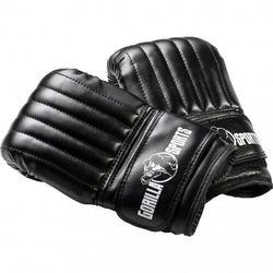 Gorilla sports Rękawice bokserski małe, czarny m (4260438736308)
