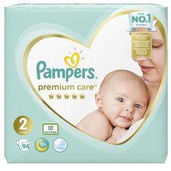 pieluchy premium care mini 2 94szt- natychmiastowa wysyłka, ponad 4000 punktów odbioru! marki Pampers