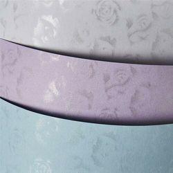 Papier ozdobny ARGO 220g. - małe róże białe, 203501