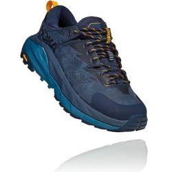 Hoka One One Kaha GTX Low Shoes Women, niebieski US 6 | EU 37 1/3 2021 Buty turystyczne