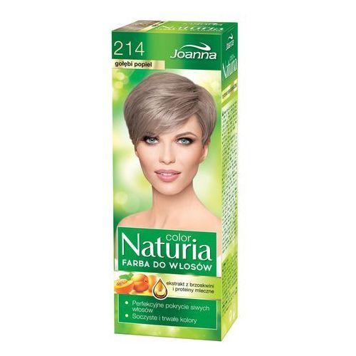naturia color farba do włosów gołębi popiel 214 marki Joanna