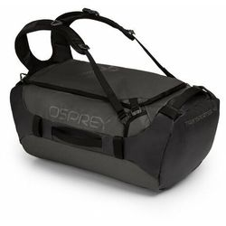 transporter 40 torba podróżna, black 2021 torby i walizki na kółkach marki Osprey