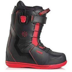 Buty snowboardowe - idxhc pf black/red (3927) rozmiar: 40.5 marki Deeluxe