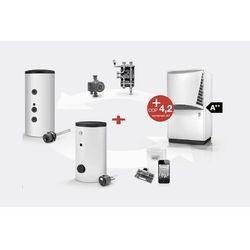 Dimplex - najlepsze ceny Pakiet pompa ciepłą powietrze-woda exclusive la 25tu -w cenie 5 letnia gwarancja wydajnośc 250-300m2
