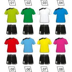 Strój piłkarski team + nadruk marki Colo