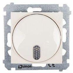 SIMON 54 Dzwonek elektroniczny (moduł) 8–12 V~; krem DDT1.01/41 WMDD-020xxK-041