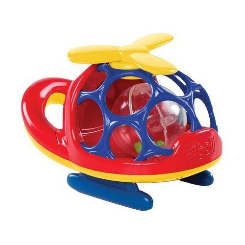 Helikoptery dla dzieci, Helikopter Oball - Czerwony OB10556CZ